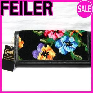 フェイラー長財布 FEILER【正規品】 フェイラーパンジー 長財布172012 p-ark