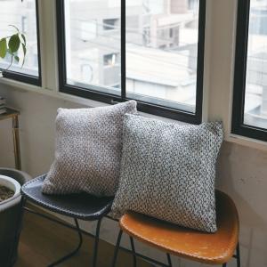 クッションカバー 45×45cm 正方形  カジュアルクッション 洗濯 ふわふわ シック ナチュラル インテリア 夏向|p-comfort