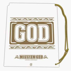 ミリオンゴッド ショルダーバッグ [5個セット] パチスロ スロット GOD キャラクター グッズ|p-entamestore