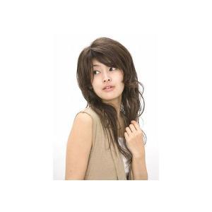 ヴィーナスレイヤー (メープルブラウン)  フルウィッグ レディース ウィッグ 女性用 かつら(5852)|p-kaneko