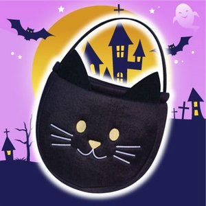 キャット フェイス バッグ(Cat Face Bag)|ハロウィングッズ 仮装小道具 コスプレ ハロウィンパーティー|(026343)|p-kaneko
