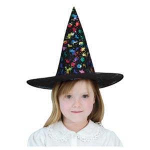 チャイルド レインボー ウィッチ ハット(Child Rainbow Witch Hat)(026923)_HB|p-kaneko