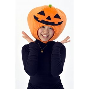 ハロウィンかぼちゃあたまハロウィングッズ(266387)|p-kaneko
