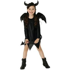 デビルパーツ(ブラック)(大人子供兼用)3点セット(ツノ 羽 しっぽ) ハロウィン仮装 デビル_hw16_ld19(827054)|p-kaneko