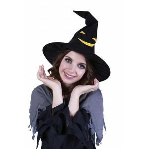 マジカルウィッチ帽(魔女の帽子:大人用)   /ハロウィン衣装 ハロウィンコスチューム ハロウィン仮装 魔女_hw16_ld01 (832614)|p-kaneko