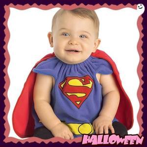 スーパーマン ビブ(Superman Bib)  (510603)|p-kaneko