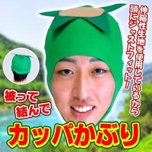 (3点までメール便も可能) 河童 マスク かぶりもの なりきり 西遊記 沙悟浄 コスプレ 仮装 演劇...