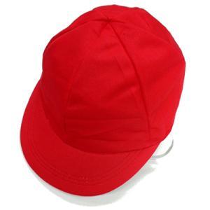  帽子 赤白帽 リバーシブル (メッシュ)  体育帽子 運動...