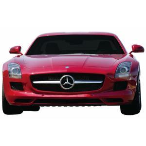 |レッド| メルセデスベンツ SLS AMG (ラジコンカー) |RC ラジコン スーパーカー 高級車| (Z-0119_311595)|p-kaneko
