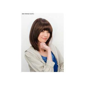 ストレートバングス+サイド クッキーブラウン   レディース ウィッグ 女性用かつら エクステ ポイントウィッグ(5527)|p-kaneko