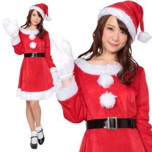 ホットキャンディサンタ  /サンタ コスプレ サンタクロース レディース 女性用 コスチューム クリスマス 衣装 (882121) p-kaneko