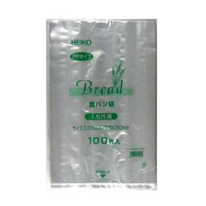 PP袋 食パン 1.5斤用 100枚 p-maruoka