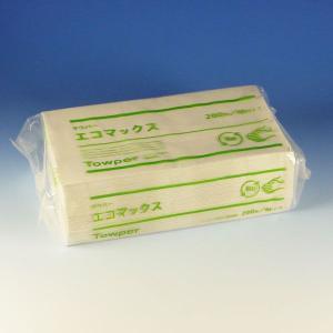 紙タオル タウパー エコマックスN 1個|p-maruoka