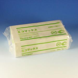 紙タオル タウパー エコマックスN 10個|p-maruoka