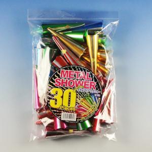 メタルシャワークラッカー(30個入り)MS-30 1袋|p-maruoka