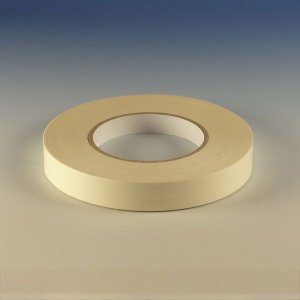 <業務用> メルシー紙両面テープ 15mm×50m 10巻|p-maruoka