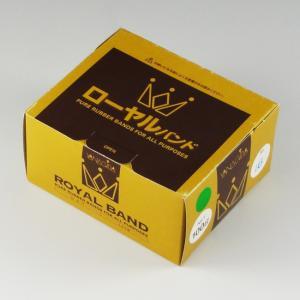 ワゴム No.16(緑)100g 10箱|p-maruoka