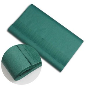 トロ箱の敷き紙や魚の包装用に使用される水に濡れても強い耐水紙です、緑色ですので魚の血の色も目立たず、...