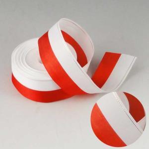 コハクリボン 振分リボン 40×20 紅白 金線入 1巻|p-maruoka