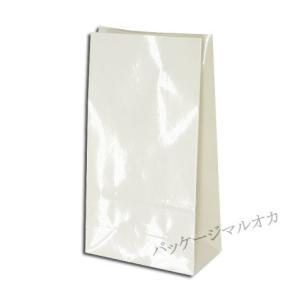 角底袋 GFB S-320 白無地 (幅90 マチ40 長さ320) 50枚 p-maruoka