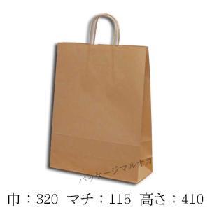 手提げ紙袋 2才 未晒無地80g 丸紐 (巾3...の関連商品7