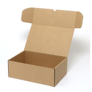 ナチュラルボックス Z-30(ビデオ10本収納他) 組立式紙箱 (縦190 横285 高さ105 ビデオ10本収納他) 10枚|p-maruoka