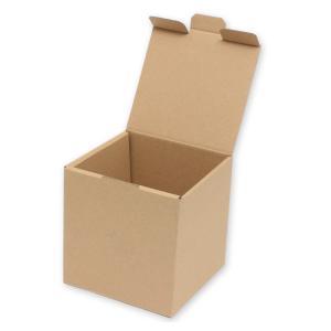 ナチュラルボックス Z-110 サック式紙箱 (内寸縦115 内寸横115 内寸高さ120) 10枚|p-maruoka