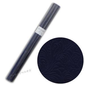 バティックロール 10 ネイビー 75cm×10m 1本 p-maruoka