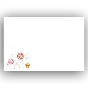 華テーブルマット No227手まり(オールシーズン) (縦265 横390 紙質上質紙(70Kg)) 100枚|p-maruoka
