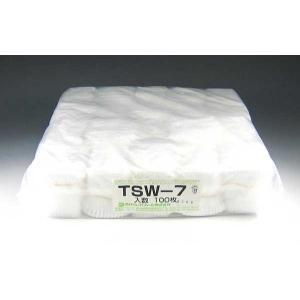 フルーツキャップ TSW-7(100枚ポリ入) 白 (長さ70) 500枚|p-maruoka