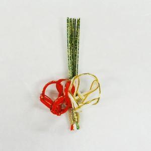 料理飾り 水引飾り 梅松葉 6201 御料理飾り (巾100 長さ55) 10個|p-maruoka