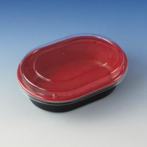 様々な食材を入れられる使い捨て弁当容器(食品容器)です。