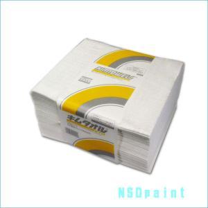 キムタオル ホワイト 4つ折り 50枚|p-nsdpaint