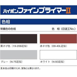 ニッペ ハイポンファインプライマー2  金属部用・屋根用下塗り材 16kgセット|p-nsdpaint|02