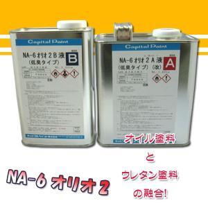 NA-6 オリオ2  5.63kgセット(A液3.75kg・B液1.88kg)|p-nsdpaint