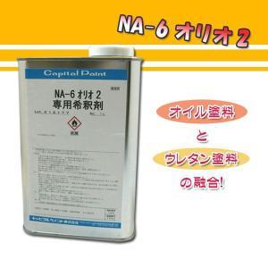 NA-6 オリオ2 メンテナンス用フィニッシュ 4L|p-nsdpaint