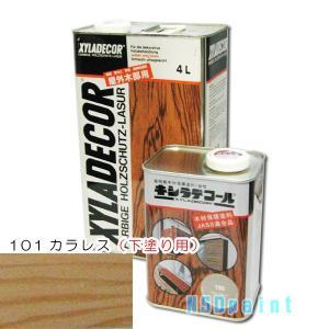 キシラデコール 101カラレス( 下塗り用) 0.7L|p-nsdpaint