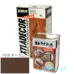 キシラデコール 103チーク ■16L|p-nsdpaint