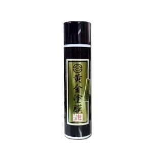 黄金塗膜 泡タイプ 300ml エアゾール 1本|p-nsdpaint