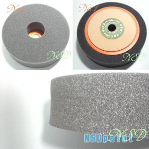 スポンジバフ 研磨用 180mmΦ No.1 太閤バフ チェビオット|p-nsdpaint