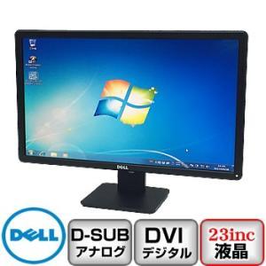 Bランク DELL E2314H アナログ[D-sub15] デジタル[DVI] 23インチ 1920x1080 ノングレア B0412M001 中古 液晶 ディスプレイ|p-pal