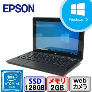 Aランク EPSON Endeavor TN21E TN21E Win10 Atom メモリ2GB eMMC128GB Webカメラ Bluetooth Office付 中古 ノート パソコン PC|p-pal