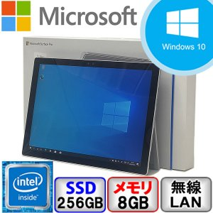 Aランク Microsoft Surface Pro 4 Win10 Core i5 メモリ8GB SSD256GB Bluetooth Office付 12.3インチ 中古 ノート パソコン タブレット|p-pal