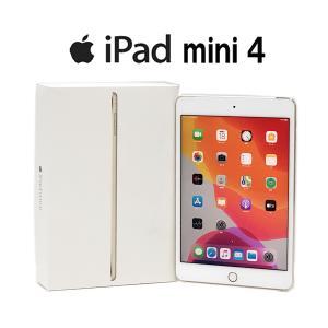 Aランク iPad mini4 Wi-Fi+Cellular softbank版 32GB A1550 MNWG2J/A 7.9インチ ゴールド アクティベーション解除済 中古 タブレット Apple|p-pal