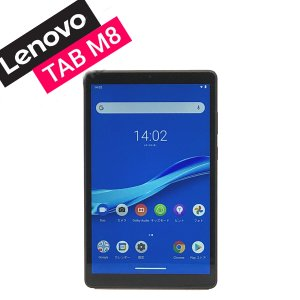 Aランク Lenovo Tab M8 Android 9 Media Tek Helio A22 TAB クアッドコア メモリ2GB ストレージ16GB 8インチ Bluetooth 中古 タブレット PC|p-pal