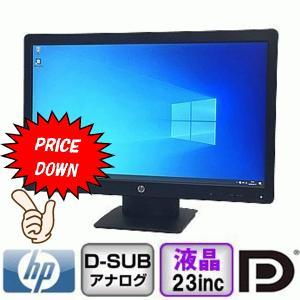 Cランク HP ProDisplay P232 アナログ[D-sub15] DisplayPort 23インチ 中古 液晶 ディスプレイ|p-pal