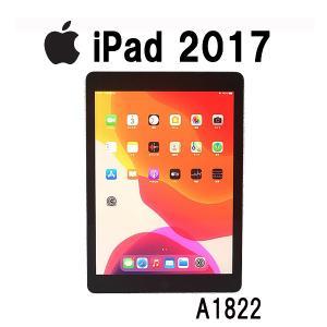 Bランク iPad 2017年  第5世代 Wi-Fiモデル A1822 MP2F2J/A 32GB 9.7インチ スペースグレイ 中古 タブレット Apple p-pal