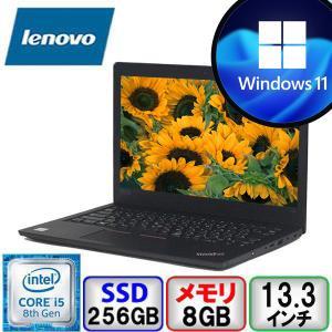Bランク  Lenovo ThinkPad L390 20NSS05400 Win10 Pro 64bit Core i5 メモリ8GB SSD256GB Webカメラ Bluetooth Office付 中古 ノート パソコン PC|p-pal