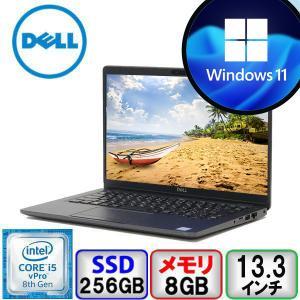 Bランク Windows11対応 DELL Latitude 5300 P97G Win10 Core i5 メモリ8GB SSD256GB ドライブ なし Webカメラ Bluetooth Office付 中古 ノート パソコン PC|p-pal