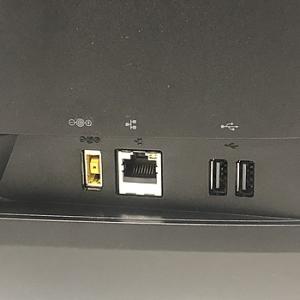中古デスクトップパソコン Lenovo Lenovo C470 10170 Windows 10 Home 64bit Celeron 1.4GHz メモリ4GB 新品SSD240GB DVDマルチ 21.5インチ P0419D090|p-pal|03